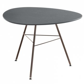 Leaf Table d'Appoint - triangulaire H50