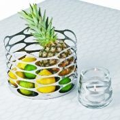 Stelton: Categories - Accessories - Embrace Fruit Basket M
