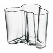 iittala: Categories - Accessories - Alvar Aalto Vase 95mm