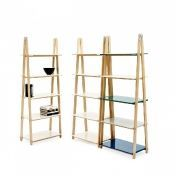 Normann: Categories - Furniture - One step up Bookcase