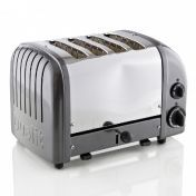 Dualit: Categories - High-Tech - Combi Toaster 2+2