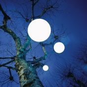Moonlight: Rubriques - Luminaires - Suspension Moonlight MLH Ø 35cm