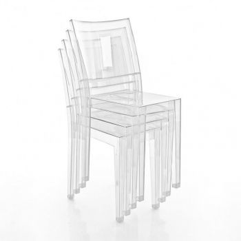 La Marie Set - Chaise 4 piece
