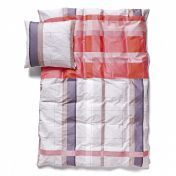 HAY: Brands - HAY - S&B Colour Block Bed Linen 140x200cm