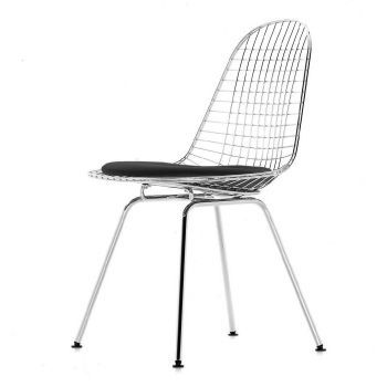 Eames Wire Chair DKX - Chaise