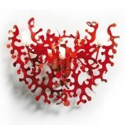 Lumen Center Italia: Brands - Lumen Center Italia - Coral 21 Wall Lamp
