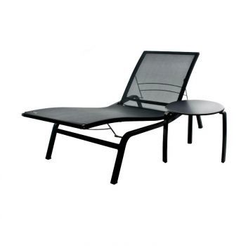 Alizé Set Lounger + Side Table