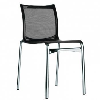 441 Bigframe Chair chrome