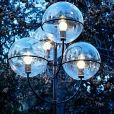 Oluce: Categories - Lighting - Lyndon Outdoor floor lamp