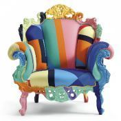 Cappellini: Hersteller - Cappellini - Proust Geometrica Sessel