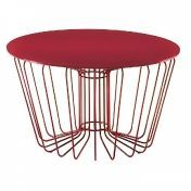 Zanotta: Categories - Furniture - Wire Side Table