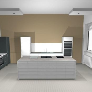 Block Fitted Kitchen