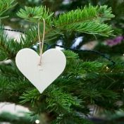 Hey-Sign: Categories - Accessories - Christmas Ornament Set Heart