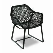 Kettal: Categories - Furniture - Maia Dining Armchair / Garden Chair