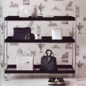 Kartell: Hersteller - Kartell - Trays Regal