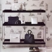 Kartell: Categories - Furniture - Trays Shelf
