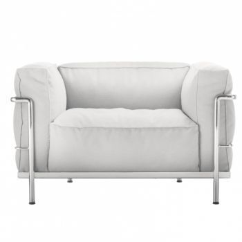 Le Corbusier LC3 Outdoor Armchair