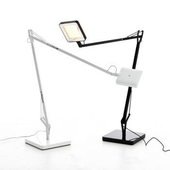 Kelvin LED - Lámpara de escritorio con pie