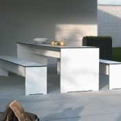 Conmoto: Categories - Furniture - Riva Set 180 - Table + 1 Bench