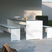 Conmoto: Hersteller - Conmoto - Riva Set 180 Tisch + 1 Bank