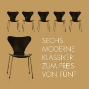 Fritz Hansen: Brands - Fritz Hansen - Serie 7 Promotion Set 6 for 5