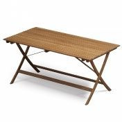 Skagerak: Design special - Teak garden furniture - Selandia Outdoor Table 147