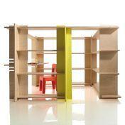 Magis: Hersteller - Magis - My First Office Regalwand Kinderzimmer