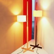 Santa + Cole: Brands - Santa + Cole - TMM Floor Lamp