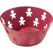 Alessi: Categories - Accessories - Girotondo Basket Ø20,5cm
