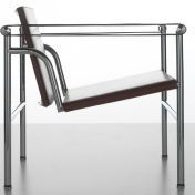 Cassina: Categories - Furniture - LC1 small Armchair