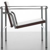 Cassina: Brands - Cassina - Le Corbusier LC1 Small Armchair
