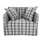 Gervasoni: Categories - Furniture - Ghost 09 Lounge Armchair