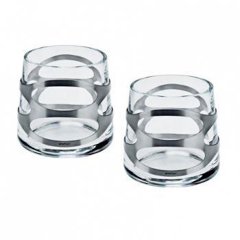 Embrace Set of 2 Tea Light Holders