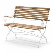 Skagerak: Design special - Teak garden furniture - Grenen Outdoor Bench