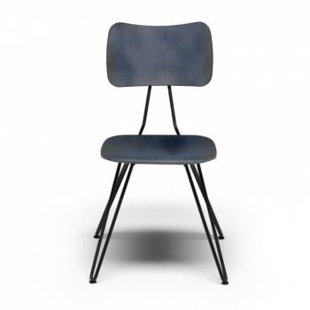 Overdyed Side Chair - Silla