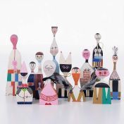 Vitra: Brands - Vitra - Wooden Dolls