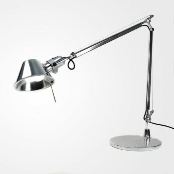 Tolomeo Tavolo Chrom Desk Lamp