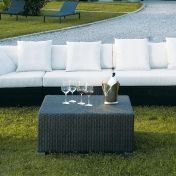 Jan Kurtz: Design special - Rattan garden furniture - Mercy Outdoor Side Table