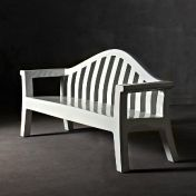 Serralunga: Categories - Furniture - Giulietta Garden Bench