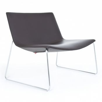 Catifa 80 2010- Lounge Chair avec Patins