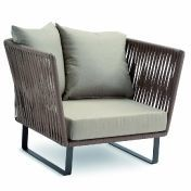 Kettal: Categories - Furniture - Bitta Club Armchair / Garden Chair