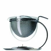 mono: Categories - Accessories - Mono Filio Portion Teapot With Warmer