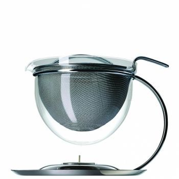 Mono Filio Portion Teapot With Warmer