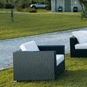 Jan Kurtz: Design special - Rattan garden furniture - Mercy Outdoor Armchair