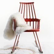 Kartell: Brands - Kartell - Comback Rocking Chair