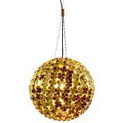 Terzani: Brands - Terzani - Ortenzia Globe Suspension Lamp