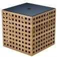 Skagerak: Kategorien - Accessoires - Hide Box Aufbewahrungs Box