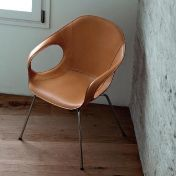 Kristalia: Categories - Furniture - Elephant Armchair Leather