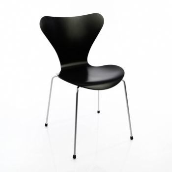 Series 7 Chair Semi-Lacquered Beech 46,5cm