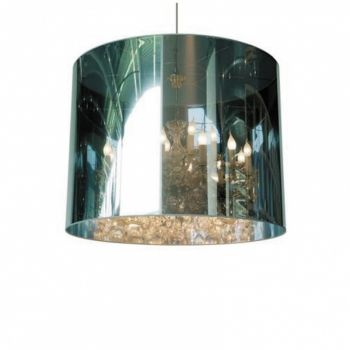 Light Shade Shade Suspension Lamp